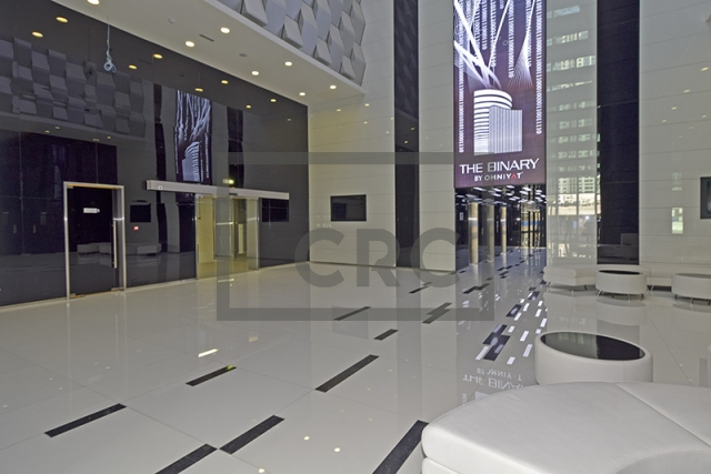 retail for rent in business bay, the binary tower | 12