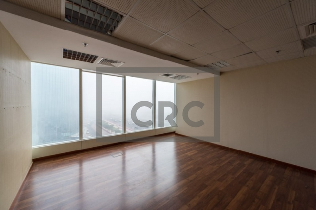 1,793 sq.ft. Office in Sheikh Zayed Road, Nassima Tower for AED 215,160