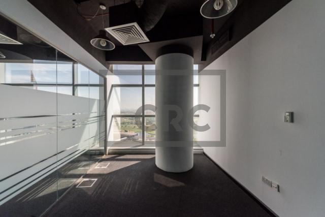 office for rent in dubai media city, shatha tower | 6