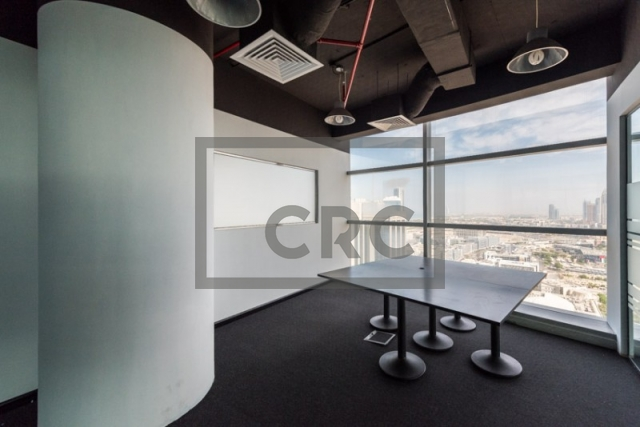 office for rent in dubai media city, shatha tower | 11