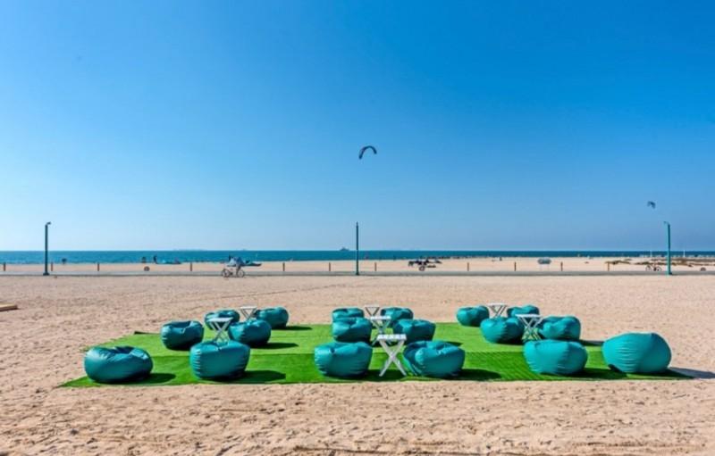 Studio Apartment For Rent in  The Roda Beach,  Jumeirah | 4