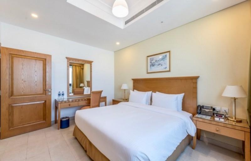 Studio Apartment For Rent in  The Roda Beach,  Jumeirah | 7
