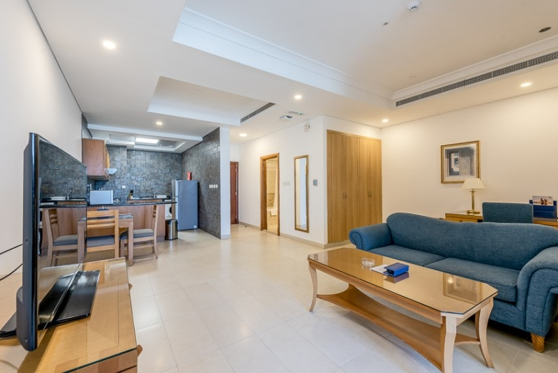 1 Bedroom Apartment For Rent in  The Roda Beach,  Jumeirah | 2