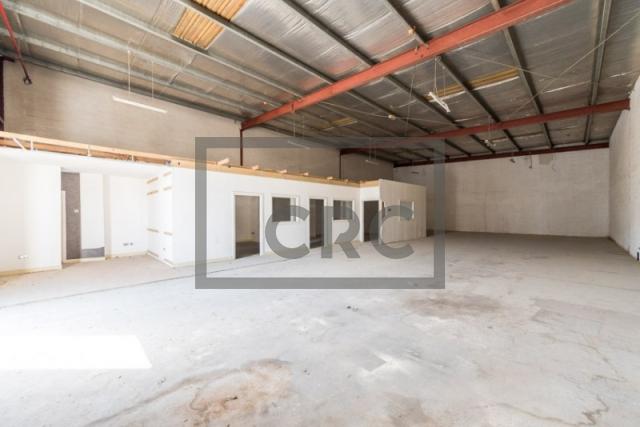 3,300 sq.ft. Warehouse in Al Quoz, Al Quoz 3 for AED 93,000