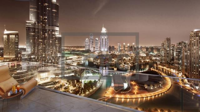 hotel apartment for sale in downtown dubai, il primo   7