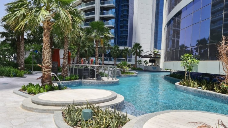 Studio Apartment For Sale in  Damac Towers by Paramount Tower C,  Business Bay | 10