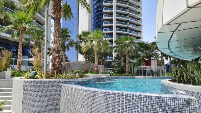 Studio Apartment For Sale in  Damac Towers by Paramount Tower C,  Business Bay | 8