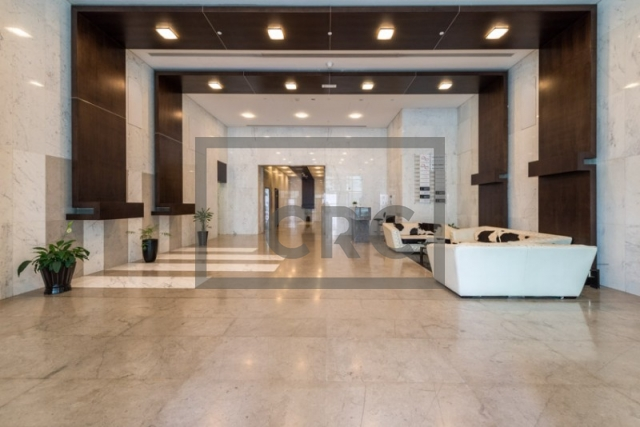 furnished retail for rent in business bay, bay square building 7 | 13