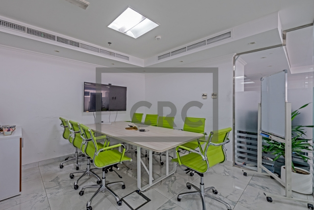 furnished office for sale in jumeirah lake towers, mazaya business avenue bb2 | 3