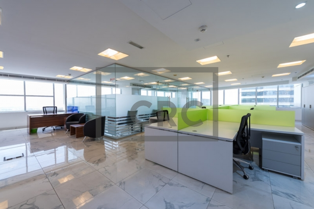 furnished office for sale in jumeirah lake towers, mazaya business avenue bb2 | 9