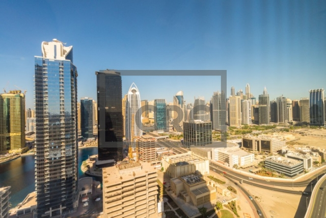 furnished office for sale in jumeirah lake towers, mazaya business avenue bb2 | 14