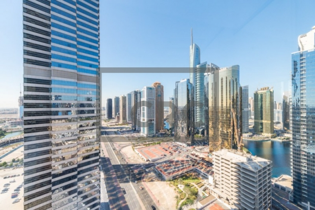 furnished office for sale in jumeirah lake towers, mazaya business avenue bb2 | 11