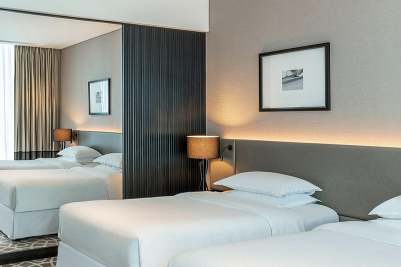 2 Bedroom Hotel Apartment For Rent in  Sheraton Grand Hotel,  Sheikh Zayed Road   8
