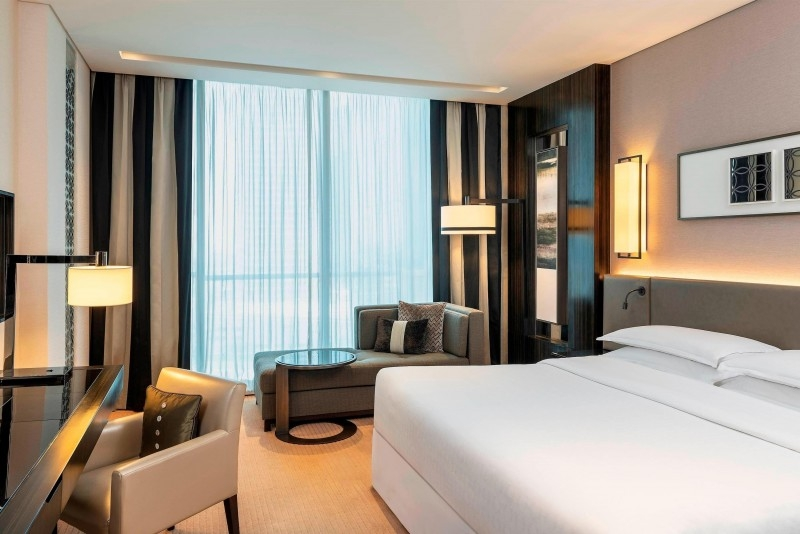 2 Bedroom Hotel Apartment For Rent in  Sheraton Grand Hotel,  Sheikh Zayed Road   13