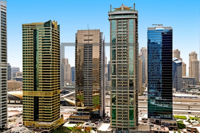 office for sale in jumeirah lake towers, fortune tower | 4