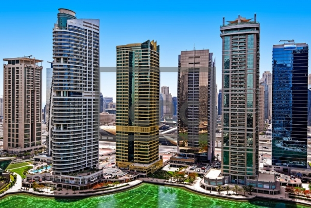 office for sale in jumeirah lake towers, fortune tower | 6