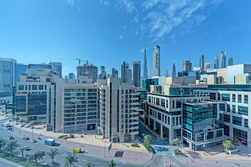 1 Bedroom Apartment For Rent in  Majestic Tower,  Business Bay | 15