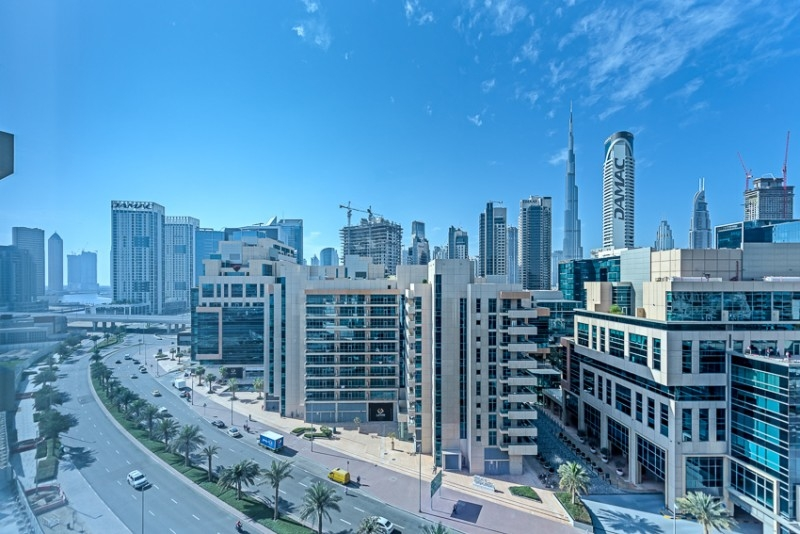 1 Bedroom Apartment For Rent in  Majestic Tower,  Business Bay | 0