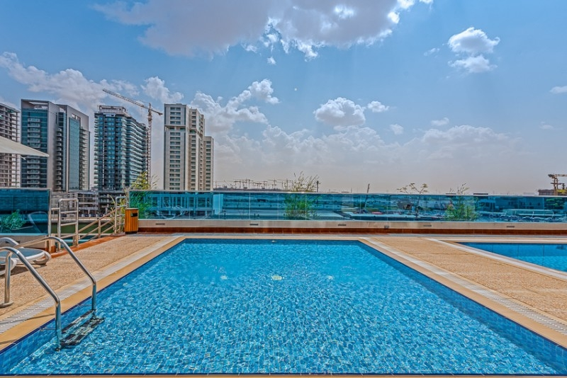 1 Bedroom Apartment For Rent in  Majestic Tower,  Business Bay | 12