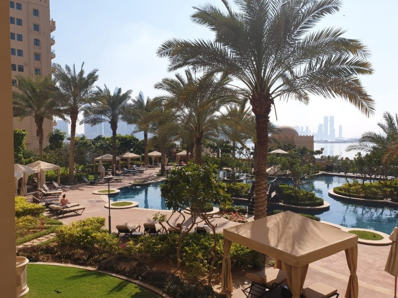 2 Bedroom Apartment For Sale in  The Fairmont Palm Residence North,  Palm Jumeirah   0