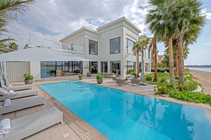 Frond Villas (all), Palm Jumeirah