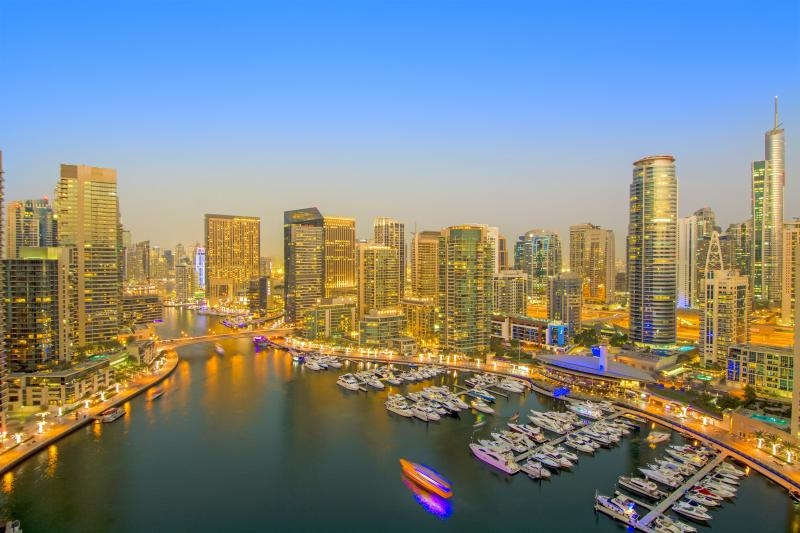 2 Bedroom Apartment For Sale in  The Point,  Dubai Marina   12