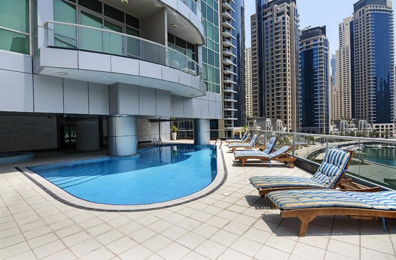 2 Bedroom Apartment For Sale in  The Point,  Dubai Marina   15