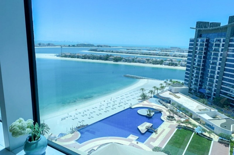 Oceana Baltic, Palm Jumeirah