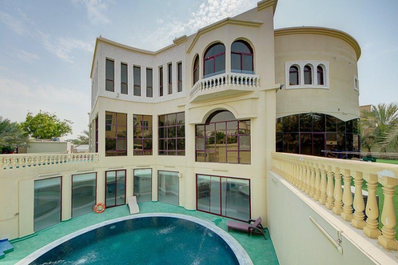 7 Bedroom Villa For Sale in  Emirates Hills Villas,  Emirates Hills   5