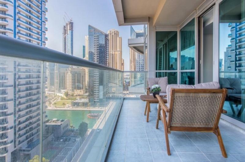 The Waves Tower A, Dubai Marina