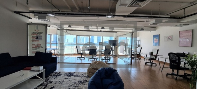 1,329 sq.ft. Office in Business Bay, The Binary Tower for AED 1,200,000