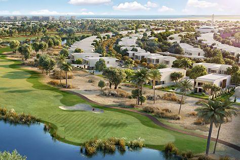 2 Bedroom Townhouse For Sale in  Yas Acres,  Yas Island   16
