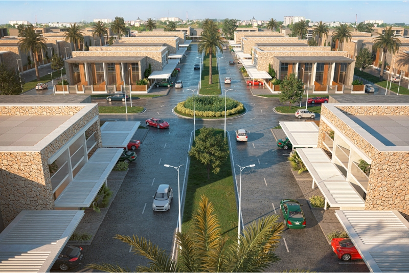 1 Bedroom Townhouse For Sale in  Rukan Community,  Dubailand   9