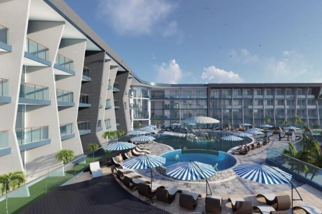 Samana Golf Avenue, Dubai Studio City