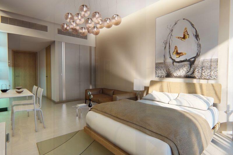 Studio Apartment For Sale in  Samana Golf Avenue,  Dubai Studio City   2