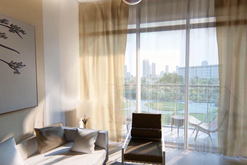 Studio Apartment For Sale in  Samana Golf Avenue,  Dubai Studio City   3