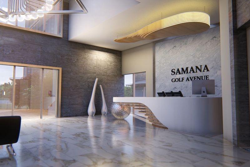 Studio Apartment For Sale in  Samana Golf Avenue,  Dubai Studio City   4