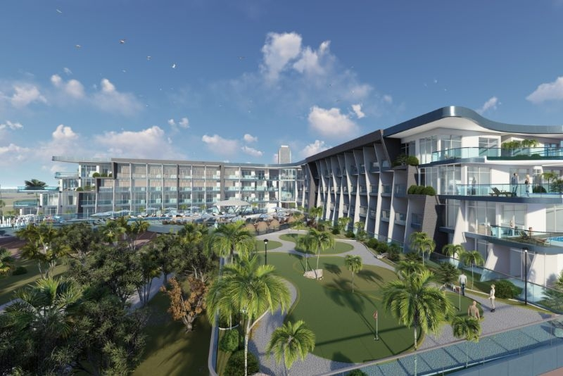 Studio Apartment For Sale in  Samana Golf Avenue,  Dubai Studio City   5