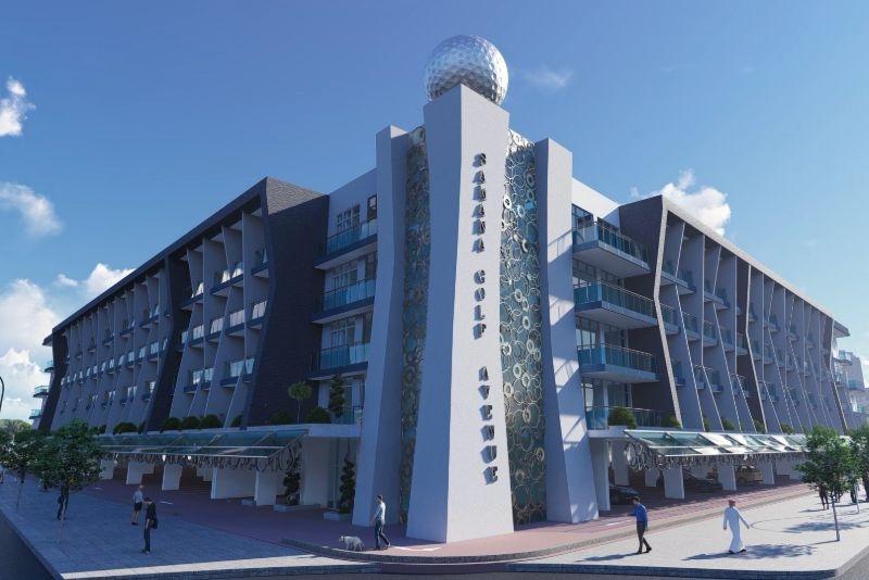 Studio Apartment For Sale in  Samana Golf Avenue,  Dubai Studio City   6