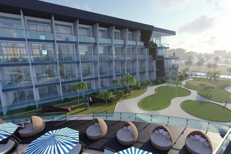 Studio Apartment For Sale in  Samana Golf Avenue,  Dubai Studio City   8