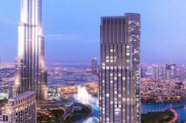 Forte 1, Downtown Dubai