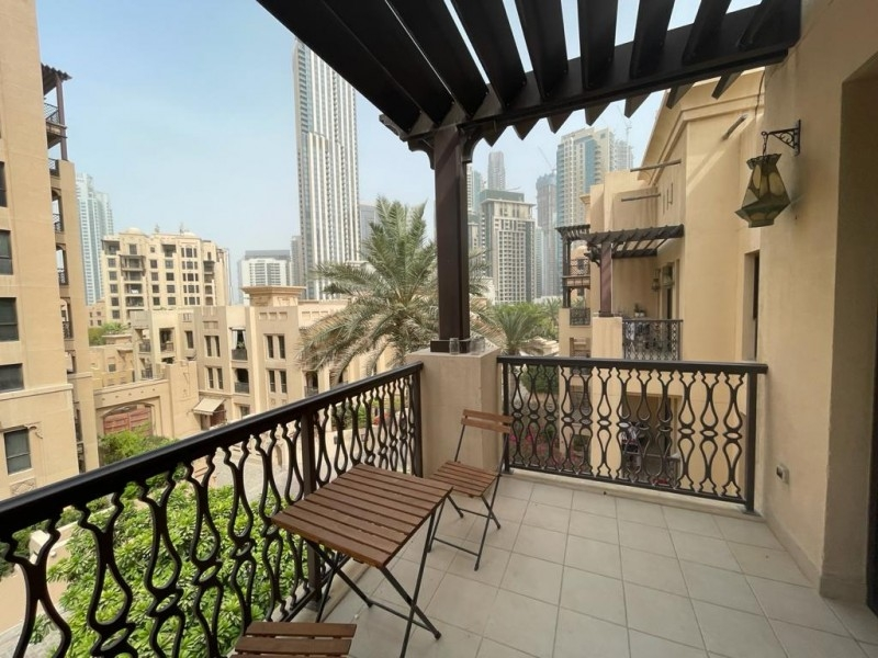 1 Bedroom Apartment For Sale in  Kamoon 1,  Old Town | 0