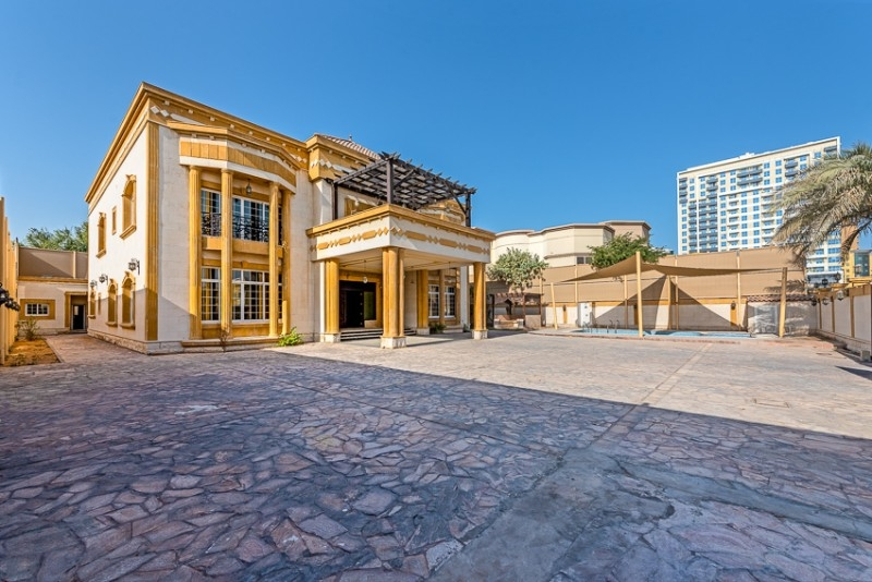 6 Bedroom Villa For Sale in  Al Barsha 2,  Al Barsha | 0