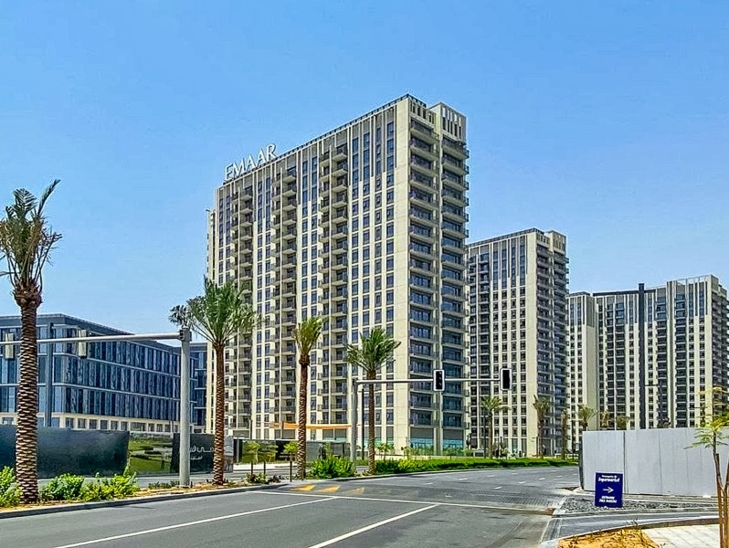 1 Bedroom Apartment For Sale in  Park Heights 1,  Dubai Hills Estate | 7