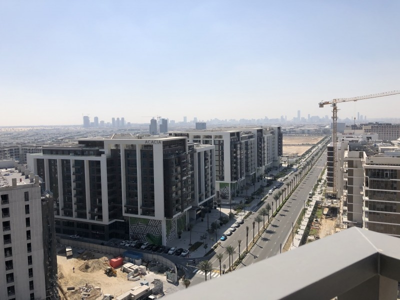 1 Bedroom Apartment For Sale in  Park Heights 1,  Dubai Hills Estate | 2