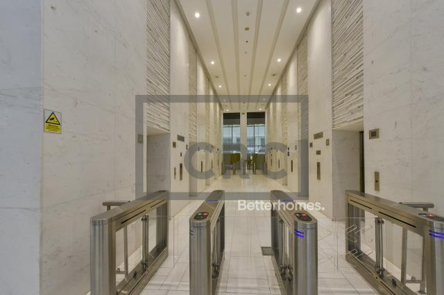 office for rent in business bay, bay gate | 7