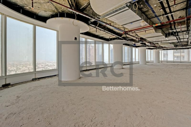 office for rent in business bay, bay gate | 3