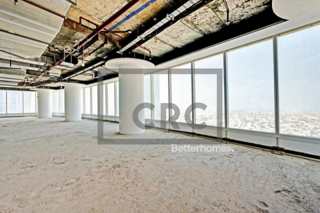 office for rent in business bay, bay gate | 1