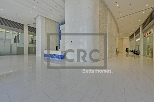 office for rent in business bay, bay gate | 2