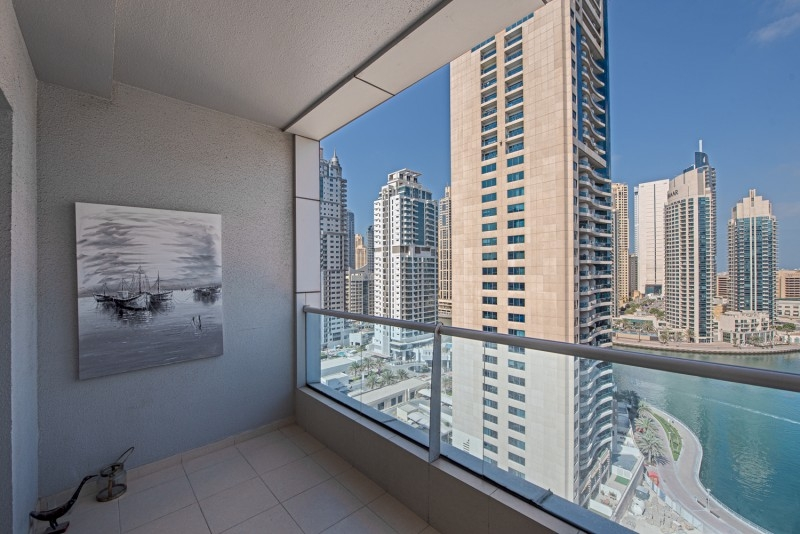 2 Bedroom Apartment For Sale in  Marina Diamond 4,  Dubai Marina   9